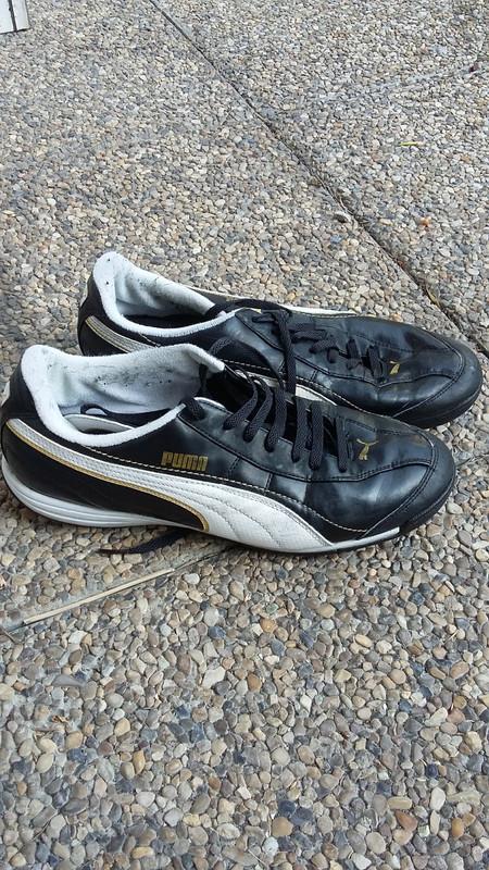 Basket foot stabilisé Puma