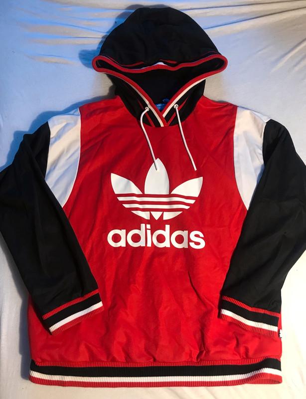 Bluza Adidas Originals Oldschool Archive Hoodie S87507 - Vinted