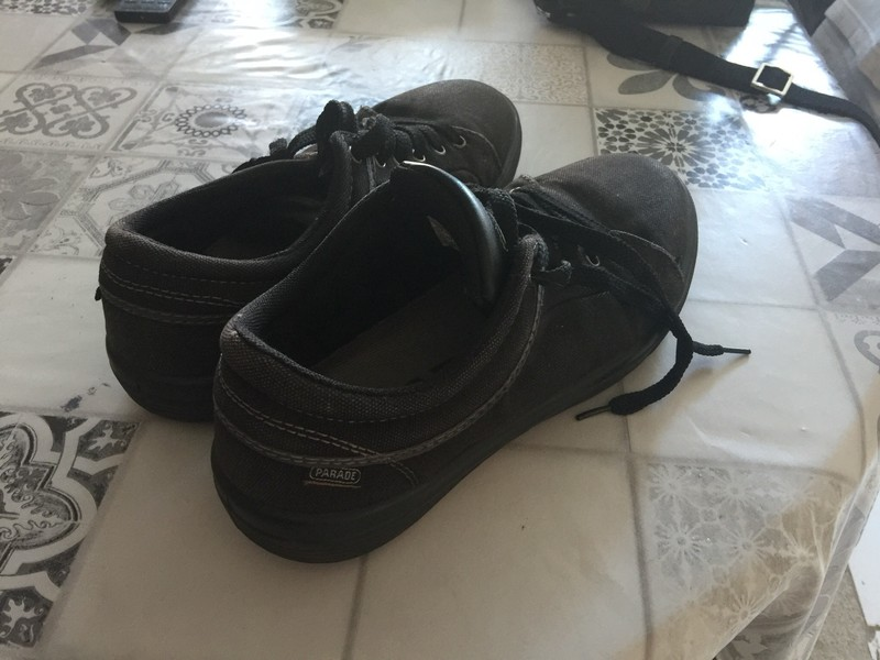 Chaussures sécurité style vans