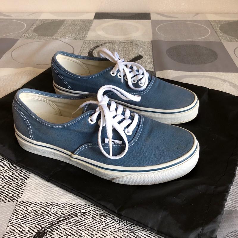 Vans Authentic Bleu - Taille 39 - Vinted