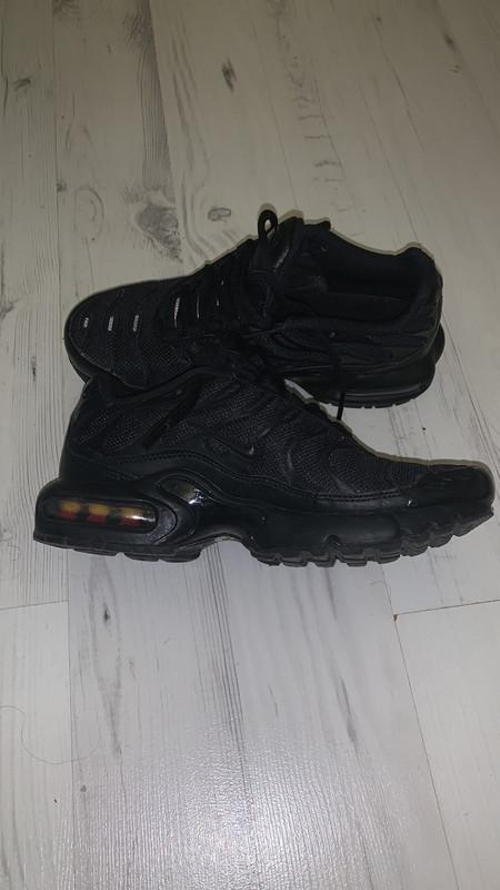 Nike air Max junior tn taille 37,5 noir - Vinted