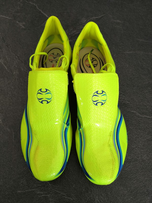 Rare Adidas f50.6 Tunit Fluo Nasri Cissé 44 2/3 neuf - Vinted