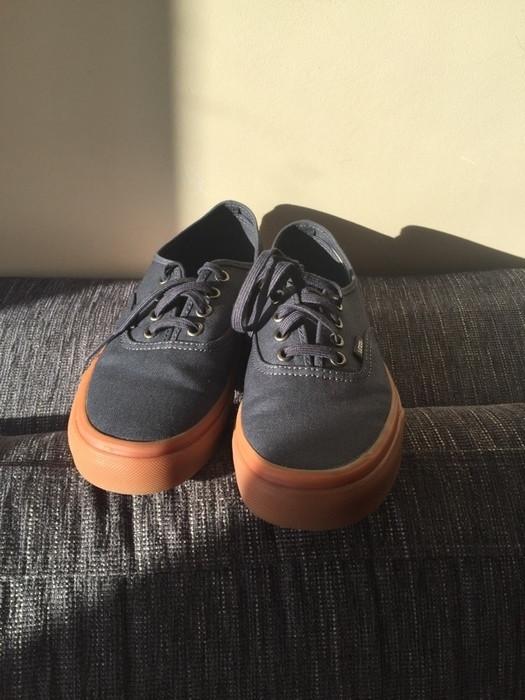 Sneakers Vans bleu marine