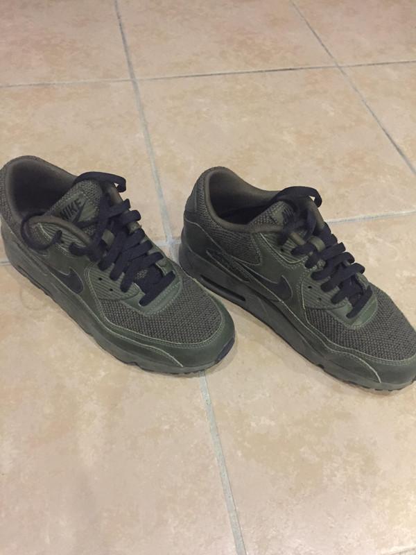 Nike air max 90 vert kaki
