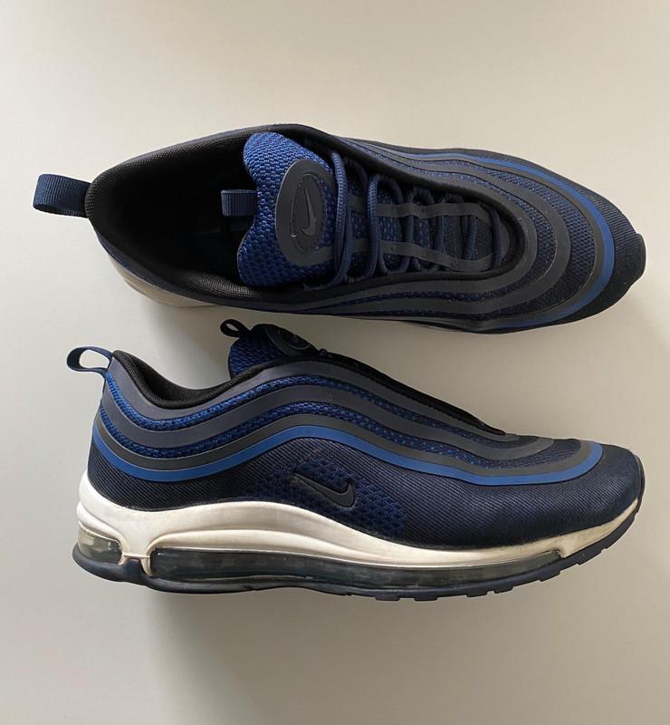 Nike air Max 97 bleu marine avec ticket d'achat