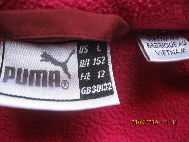 manteau puma 12 ans - Vinted
