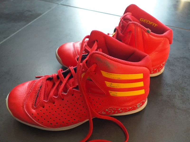 Chaussures basket Adidas Geofit - Vinted