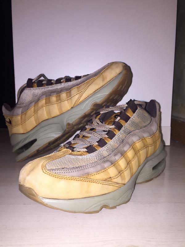 Nike air max 95 en daim taille 40