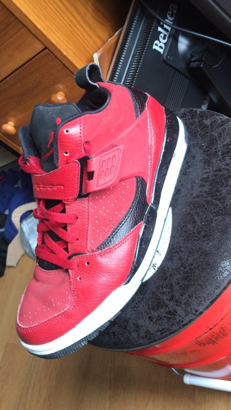 Air Jordan Flight 45 Rouge