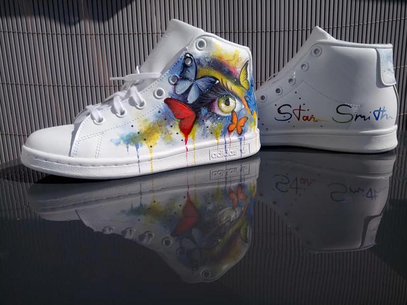 Adidas Stan Smith montante