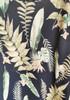 Robe droite fleurie 6