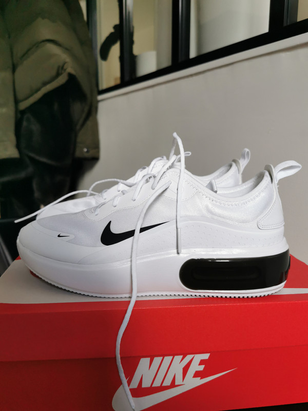 Chaussure NIKE Air Max Dia blanches taille 39-40 - Vinted