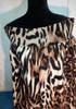 Womens leopard off shoulders top 7