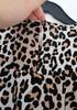 Blouse léopard Jennyfer TS 6