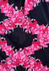 Abito vestito lungo floreale 7