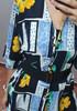 Vintage stara kolorowa 🖤🖤 bluzka Astra 🖤🖤 cudne guziki 🖤🖤 3 koszule w cenie 35 zł 10