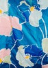 Vintage Sézane floral mini wrap skirt  7