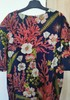 H&M nowa mini  sukienka w kwiaty M 10