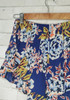 Sky and Sparrow comfy floral shorts  7